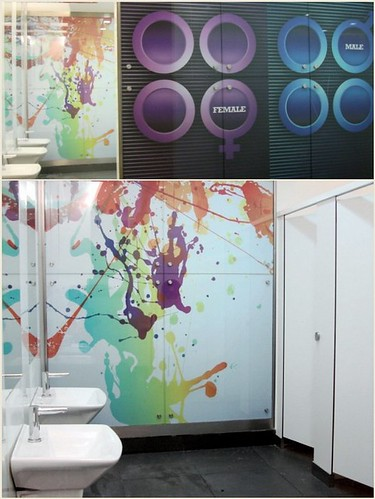 Fahrenheiti 88 - washroom