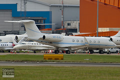 VP-CJL - 5216 - Private - Gulfstream G550 - 100906 - Luton - Steven Gray - IMG_9064