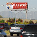 Jan Brewer for Governor of Arizona - Billboard on the Santan Freeway Loop 202, Chandler, AZ