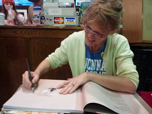 Carol Tyler at Fantagraphics Bookstore & Gallery, Sept. 11, 2010
