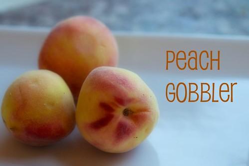 peach gobbler