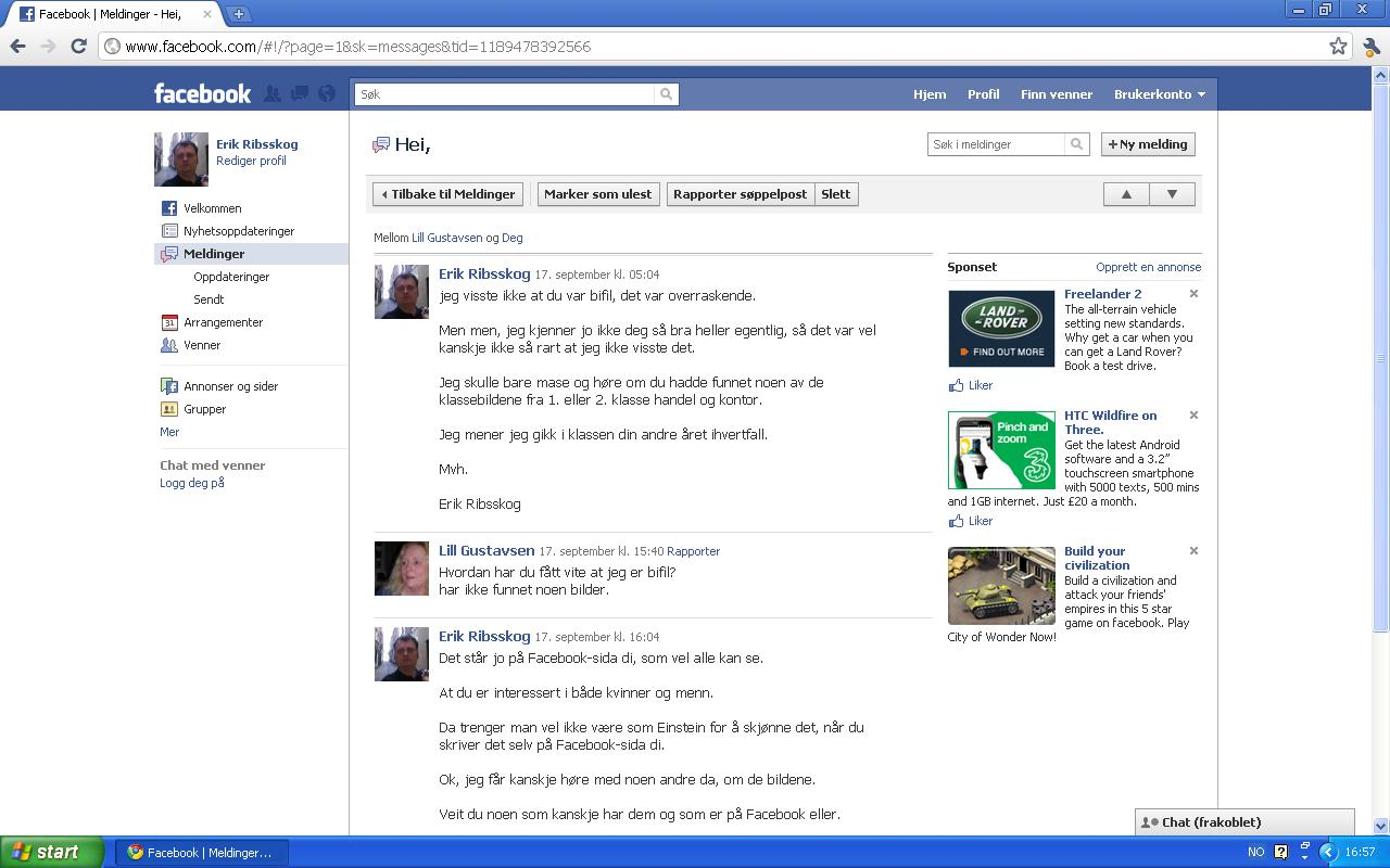 lill gustavsen facebook