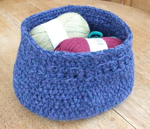 Crocheting With Thick Yarn : Chunky Yarn Crochet - Crochet Club