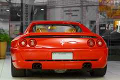 Ferrari F355 GTS (Ed Cunha Ph) Tags: red brasil canon rebel italia ferrari exotic curitiba f manual rosso scuderia gearbox xsi gts 355 exclusivos edcunhaph