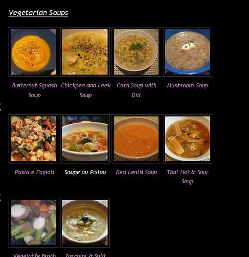 Image Soup Index