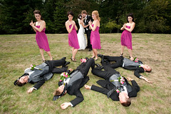 Protect Our Love (Extra Medium) Tags: wedding canada dead groom bride kiss kissing amy mason rip marriage victoria bridesmaids charliesangels groomsmen bridalparty fatality sexyassassins