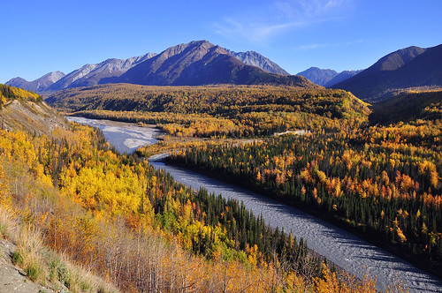 Matanuska River Overlook