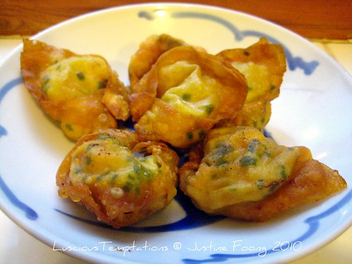 Prawn Wantons - Weekend Cooking
