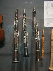 Folk clarinet