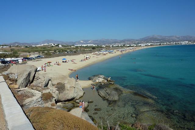 Naxos - Agios Prokopios Beach