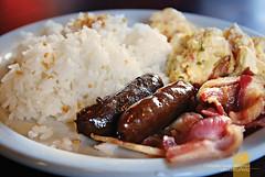 (Lakad Pilipinas) Tags: food breakfast restaurant bacon asia rice metro traditional philippines egg manila filipino buffet southeast fried luzo