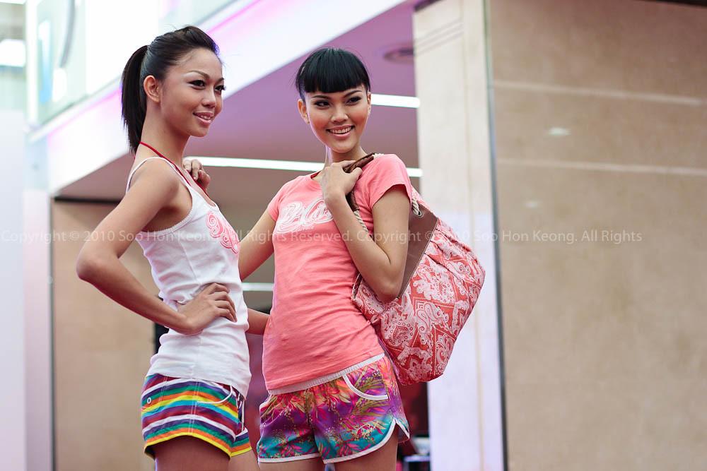 Rip Curl Fashion Show @ Fahrenheit 88, KL, Malaysia