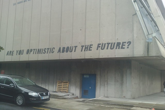 Optimistic About The Future