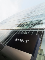 Sony head office