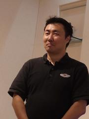 Mr dorj-Narita