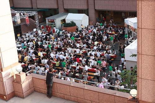 恵比寿麦酒祭 2010