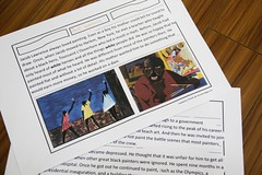 jacob lawrence notebooking