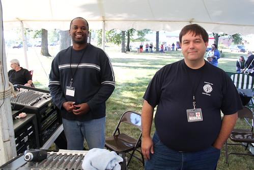 Irvin & Dave: Sound Techs