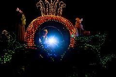 Main Street Electrical Parade (Mark Chandler Photography) Tags: canon coach parade cinderella waltdisneyworld xsi electricalparade msep 450d