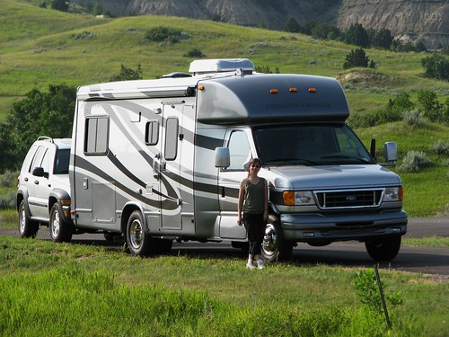 RV Net Open Roads Forum: How many miles per gallon do you