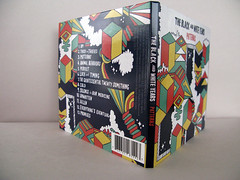 The Black And White Years: Patterns (Willbryantplz) Tags: austin texas patterns band record packaging cubes theblackandwhiteyears