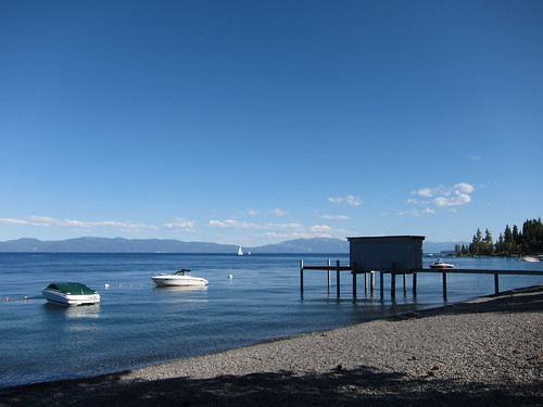 Rive Ouest de Lake Tahoe