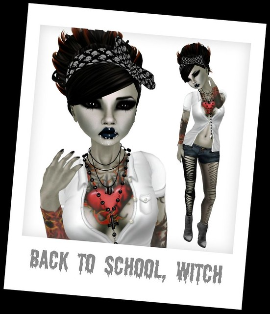 Back To School, Witch