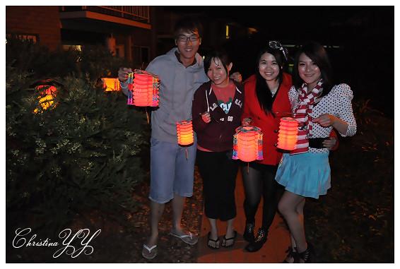 Mid-Autumn Festival 2010: Lantern Walk