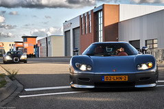 Combo?? (Seger Giesbers) Tags: netherlands nikon 164 bugatti 18200 koenigsegg combo veyron berschenhoek d5000 cc8s ubercombo