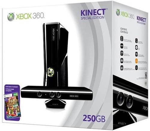 Xbox 360 Kinect Bundle
