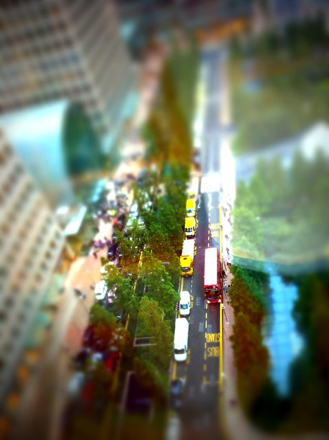 More tilt-shift