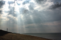 sunshine (RoYaLHigHnEsS1) Tags: sea sun clouds landscape baltic