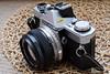 [古典相機] 小型化 SLR 代表作,Olympus OM-1N.1979