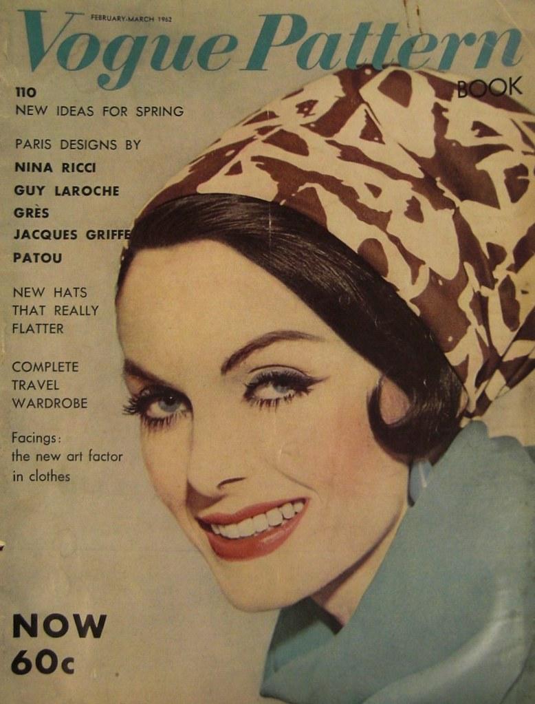 Vogue Pattern Book-1962