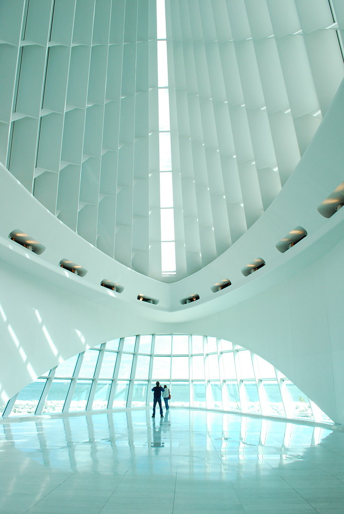 inside the Calatrava