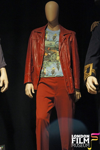 20th Century Fox 75th Anniversary Exhibition - Tyler Durden's Fight Club outfit