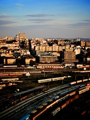 rail line,tracks,Belgrade,Serbia,track,rail,autoKAP,station,Београд,Republika Srbija,trains,railroad,railway,train,Република Србија,Beograd,Kite Aerial Photography,KAP