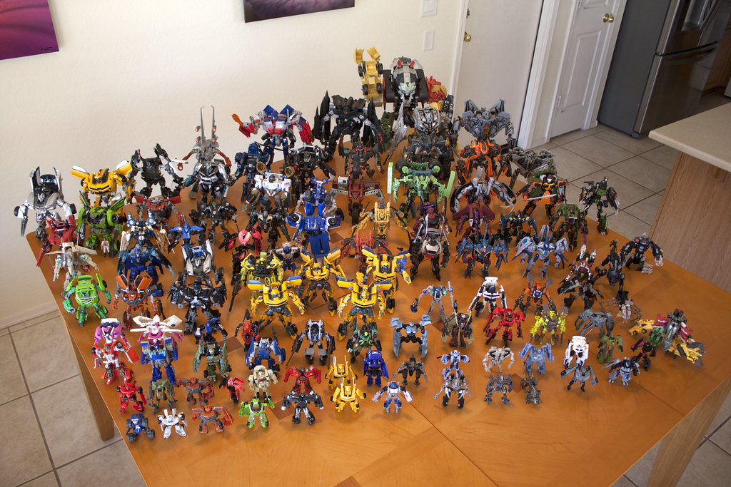 New Transformers Revenge Of The Fallen Toys 49