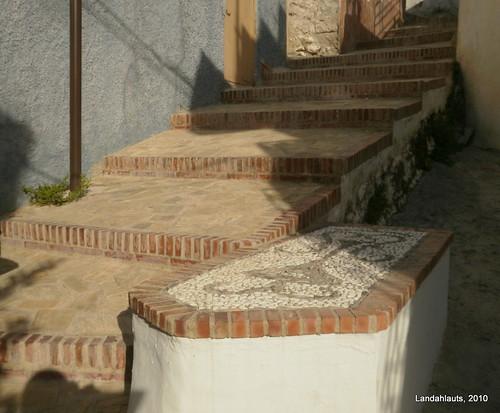 Escalerilla de los Muertos