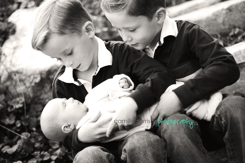 Utah Newborn Family Photographer