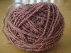 9-27 Fucshia MX Nepalese Wool