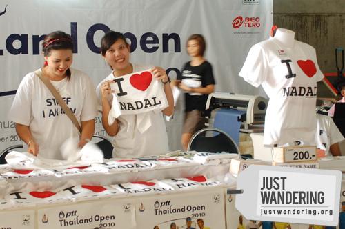 Thailand Open 2010