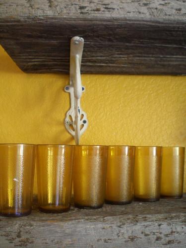 mini cups.
