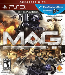 MAG Greatest Hits for PS3 (PlayStation Move support)