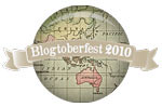 Blogtoberfest - Small - White Background