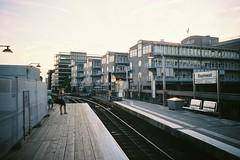 Baumwall 1 (IrvineShort) Tags: germany lomo fuji hamburg ubahn baumwall