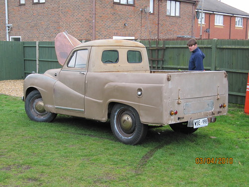 Austin A70 Ute / Pick up