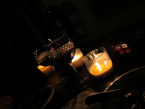 Candlelight Dinner & Wine