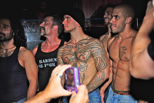 "Raging Stallion ""Man of the Year"" party"