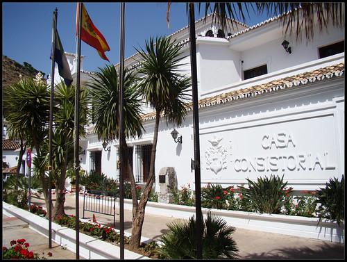 Casa Consistorial de Mijas